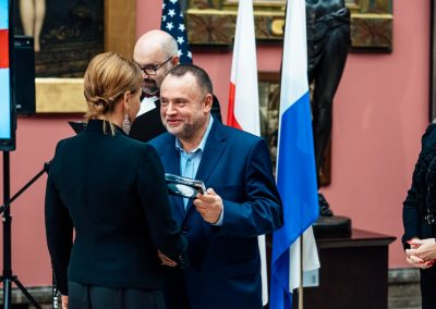 Uroczysta Gala podsumowujaca Projekt Hoovera - 18.10.2018, Galeria XIX wieku w Sukienniach w Krakowie.