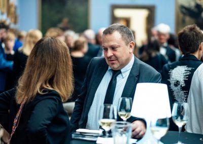 Uroczysta Gala podsumowująca Projekt Hoovera - 18.10.2018, Galeria XIX wieku w Sukiennicach w Krakowie.